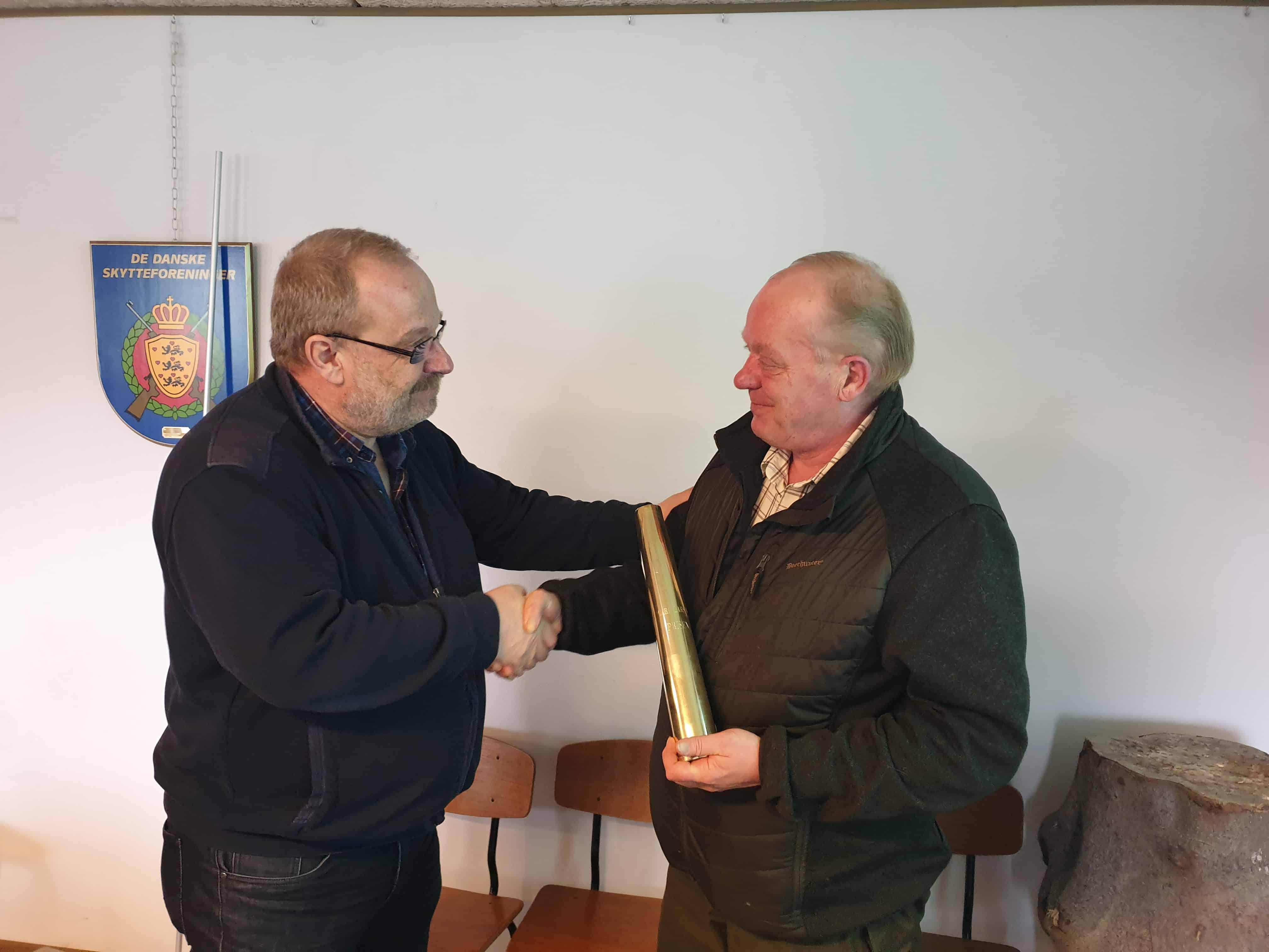 Knud Vest modtog prisen 2017